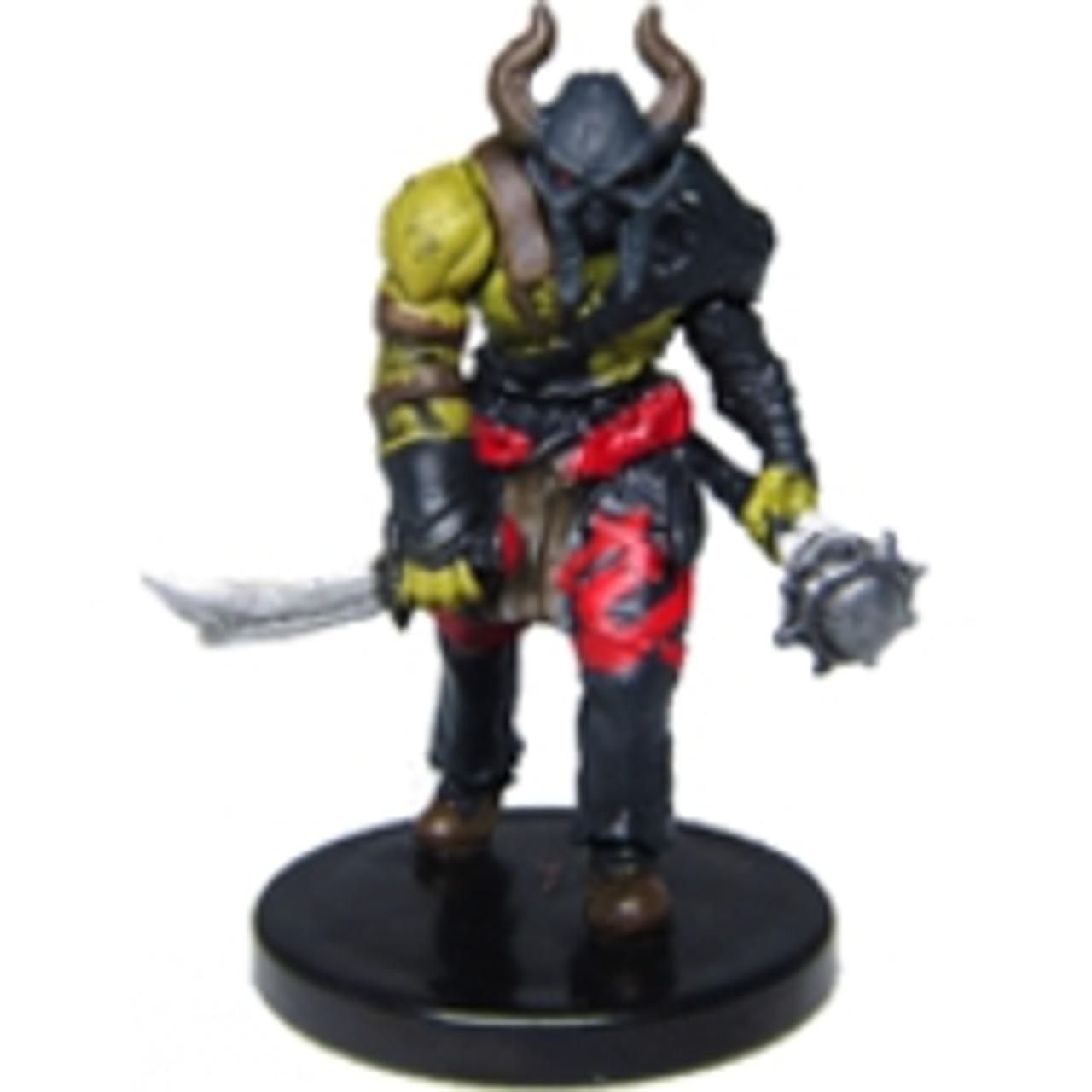 Half Orc Adept #38 Dungeons Deep Pathfinder D&D Miniatures