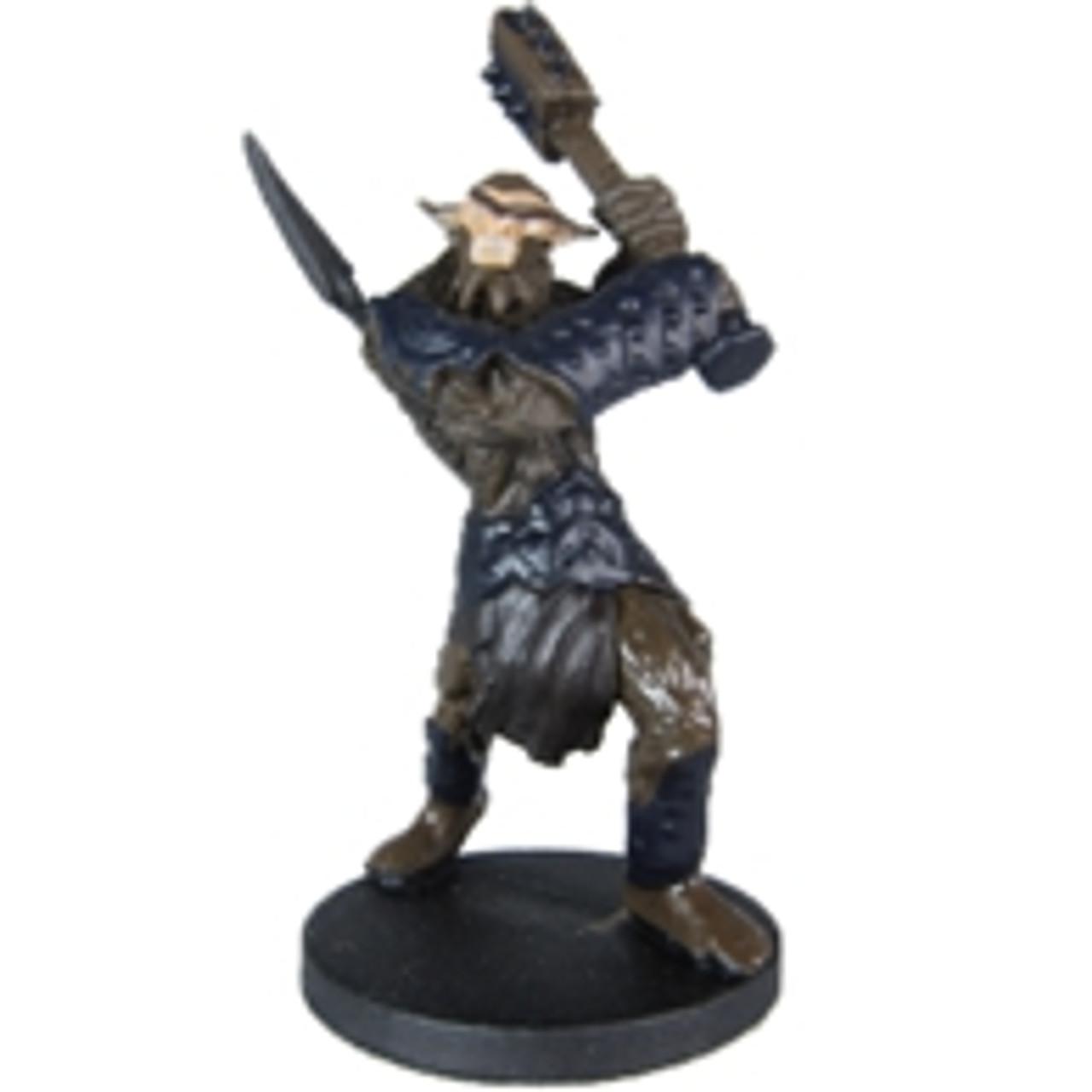 Bugbear Hunter #36 Rare Rage of Demons D&D Miniatures
