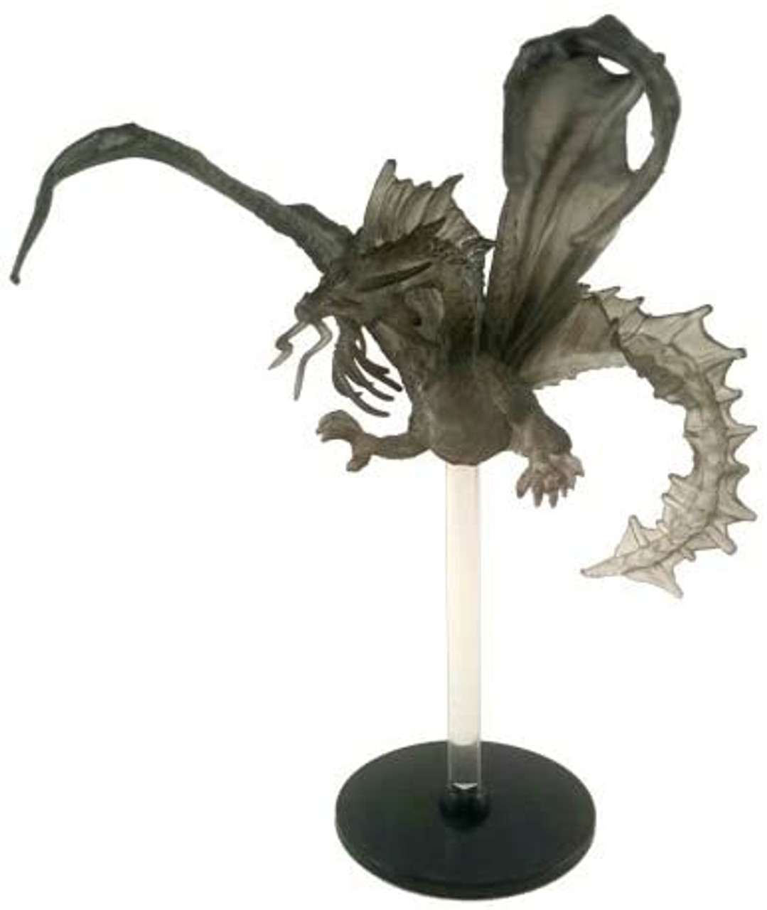 Shadow Gold Dragon #54 Rare Rage of Demons D&D Miniatures