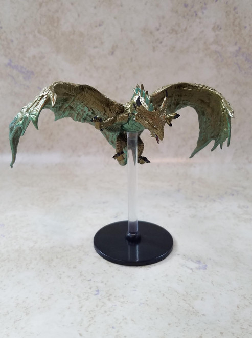 Bronze Dragon #24 (U) Tyranny of Dragons D&D Miniatures New!
