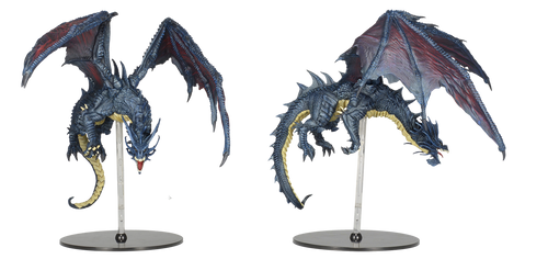 Bahamut Icons of the Realms Tyranny of Dragons Premium Figure New Sealed!
