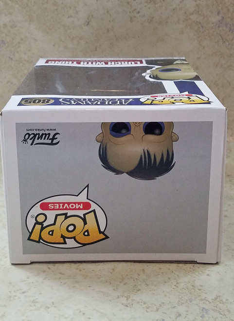 Lurch with Thing #805 The Addams Family Funko Pop! New