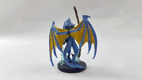 Blue Abishai #39 Rare Volo's & Mordenkainen's Foes D&D Miniatures