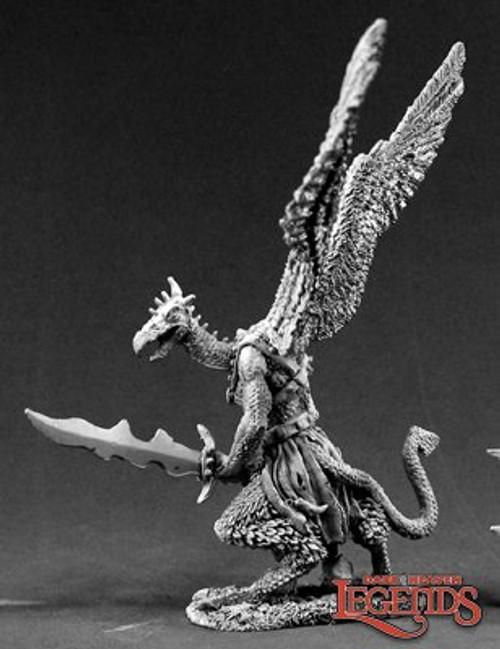 Vulture Demon #2532 Dark Heaven Legends Reaper Miniatures New!