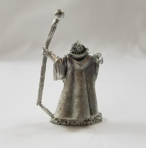 Jos Gebblar Wizard Staff Dark Heaven Legends Reaper Miniatures Metal