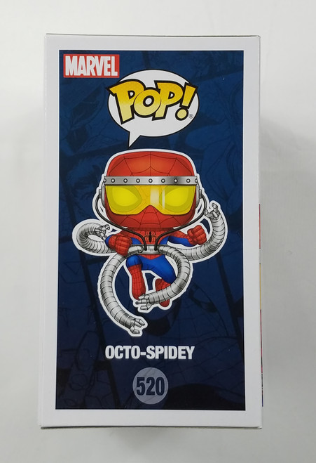 Octo Spidey #520 Funko Pop Walgreens Exclusive Marvel Spider-Man New!