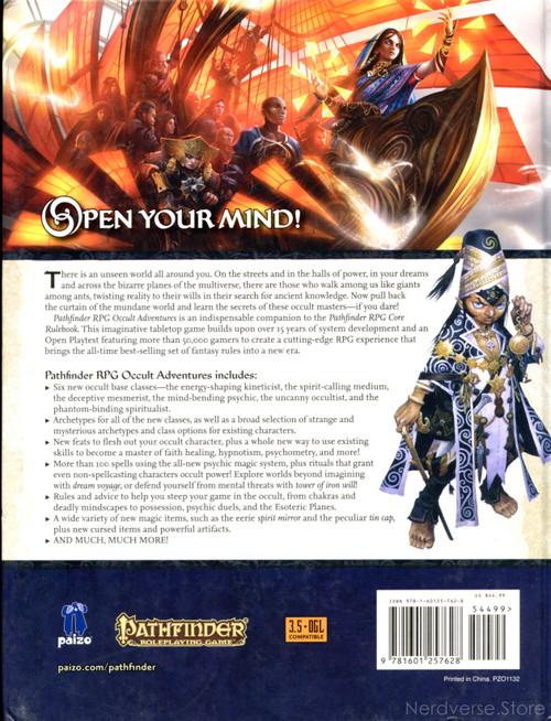 Pathfinder Occult Adventures HC Paizo Dungeons & Dragons