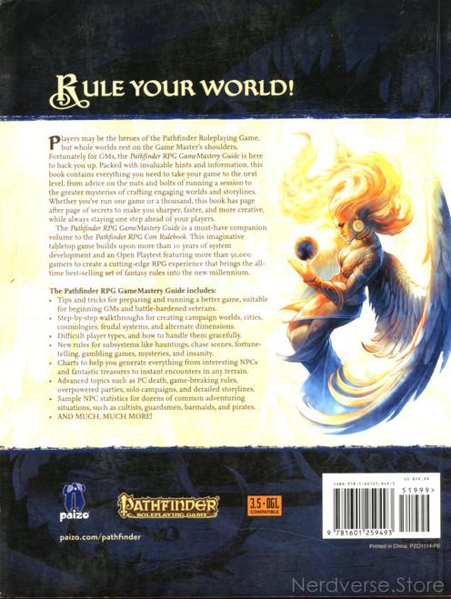 Pathfinder Game Mastery Guide SC Pocket Edition Paizo RPG