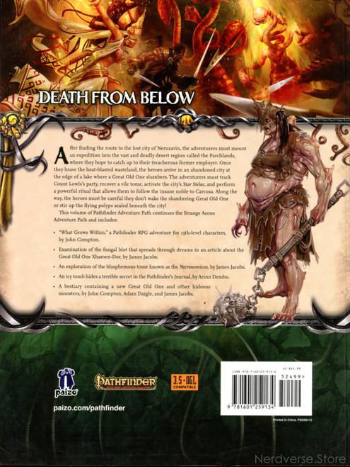 Pathfinder What Grows Within Strange Aeons Part 5 Paizo Publishing