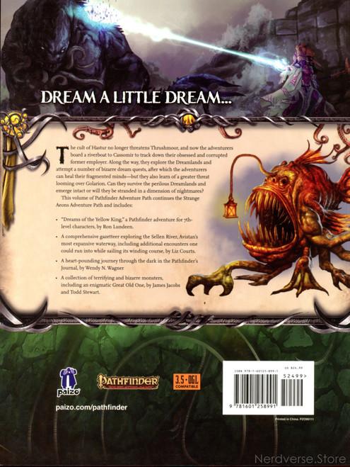 Pathfinder Dreams of the Yellow King Strange Aeons Part 5 Paizo Publishing