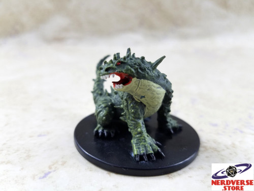 Hodag #33 Pathfinder Legends of Golarion D&D Miniatures