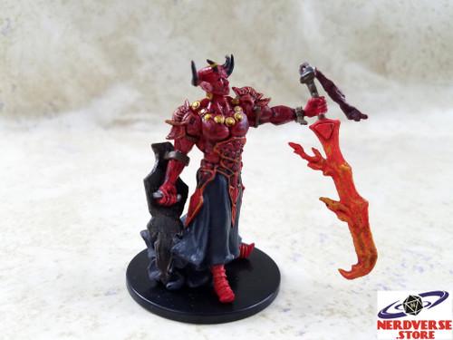 Efreeti Rare #50 Pathfinder Legends of Golarion D&D Miniatures