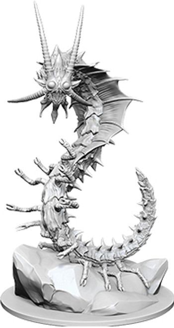 W6 Adult Remorhaz Nolzurs Marvelous Miniatures D&D