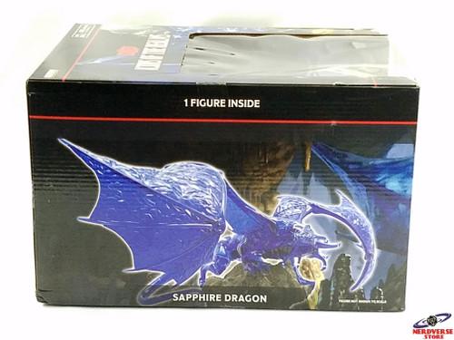 Sapphire Dragon Premium Figure Icons of the Realms D&D