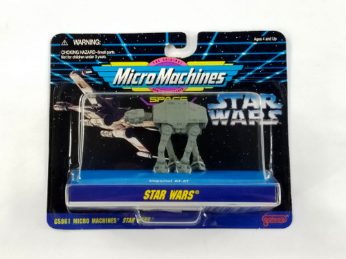 Star Wars Imperial ATAT Galoob New in Box Micro Machines