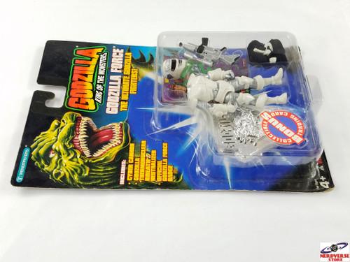 Godzilla Force The Ultimate Godzilla Fighters Godzilla King of the Monsters #49 Trendmasters New in Box