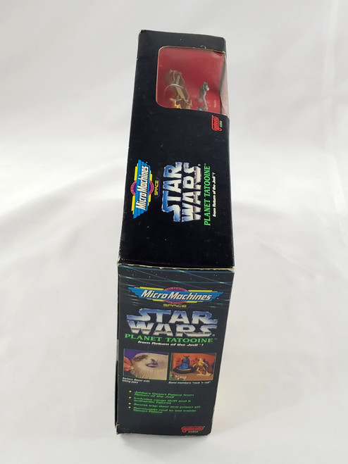 Space Planet Tatooine Star Wars Galoob New in Box Micro Machines