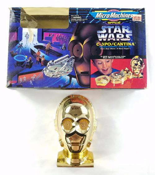 C3PO Cantina Star Wars Galoob Open in Box Micro Machines