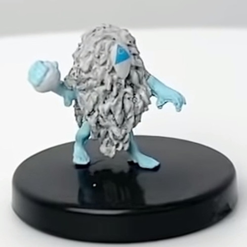 Chwinga with Snowball #3 Rime of the Frostmaiden D&D Miniatures