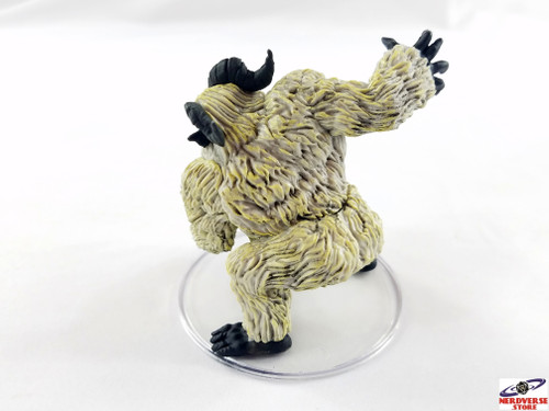 Abominable Yeti #31 Rime of the Frostmaiden D&D Miniatures