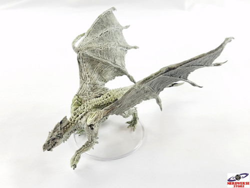 Young Adult White Dragon #43 Rime of the Frostmaiden D&D Miniatures