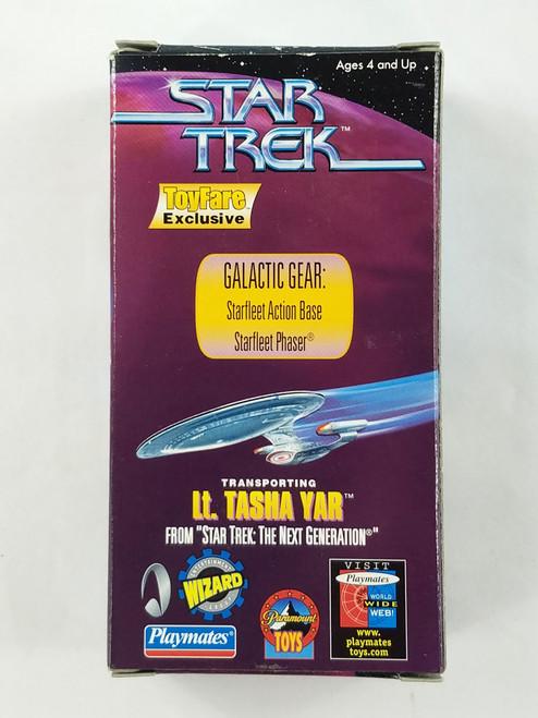 LT Tasha Yar Toyfare Wizard Exclusive NIB Star Trek Next Generation NV2