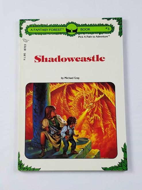 Fantasy Forest #3 Shadowcastle VF! TSR 8703 Pick a Path CYOA