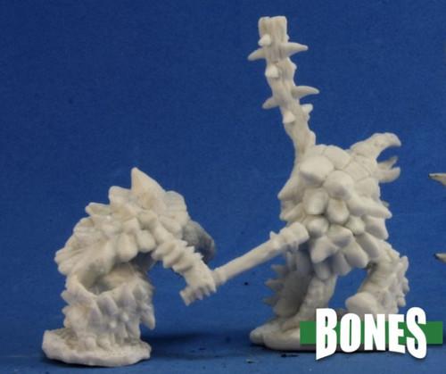 Spikeshells Turtles 77270 Dark Heaven Bones Reaper Miniatures