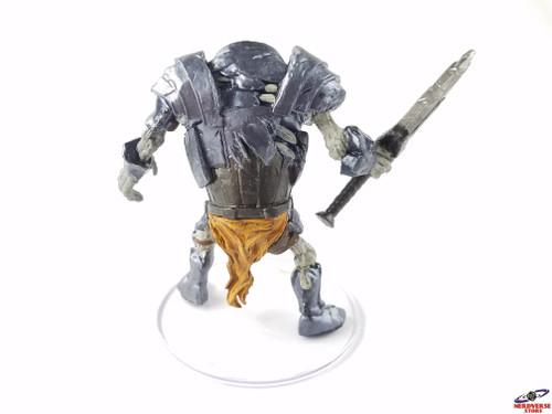 Fire Giant Skeleton #42 Fangs & Talons Wizkids Miniatures Dungeons & Dragons