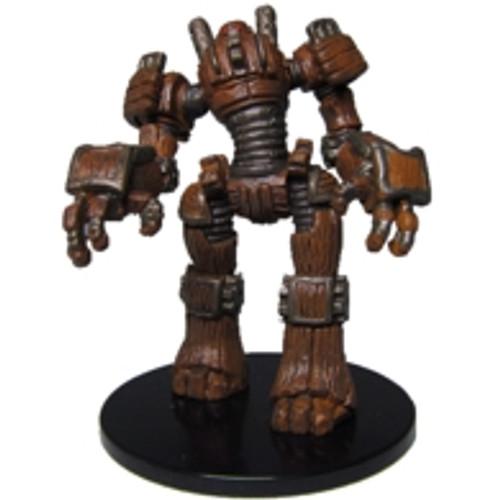 Clockwork Golem #41 Dungeons Deep Pathfinder D&D Miniatures