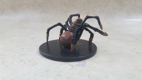 Blade Spider #38 Rare Desert of Desolation D&D Miniatures