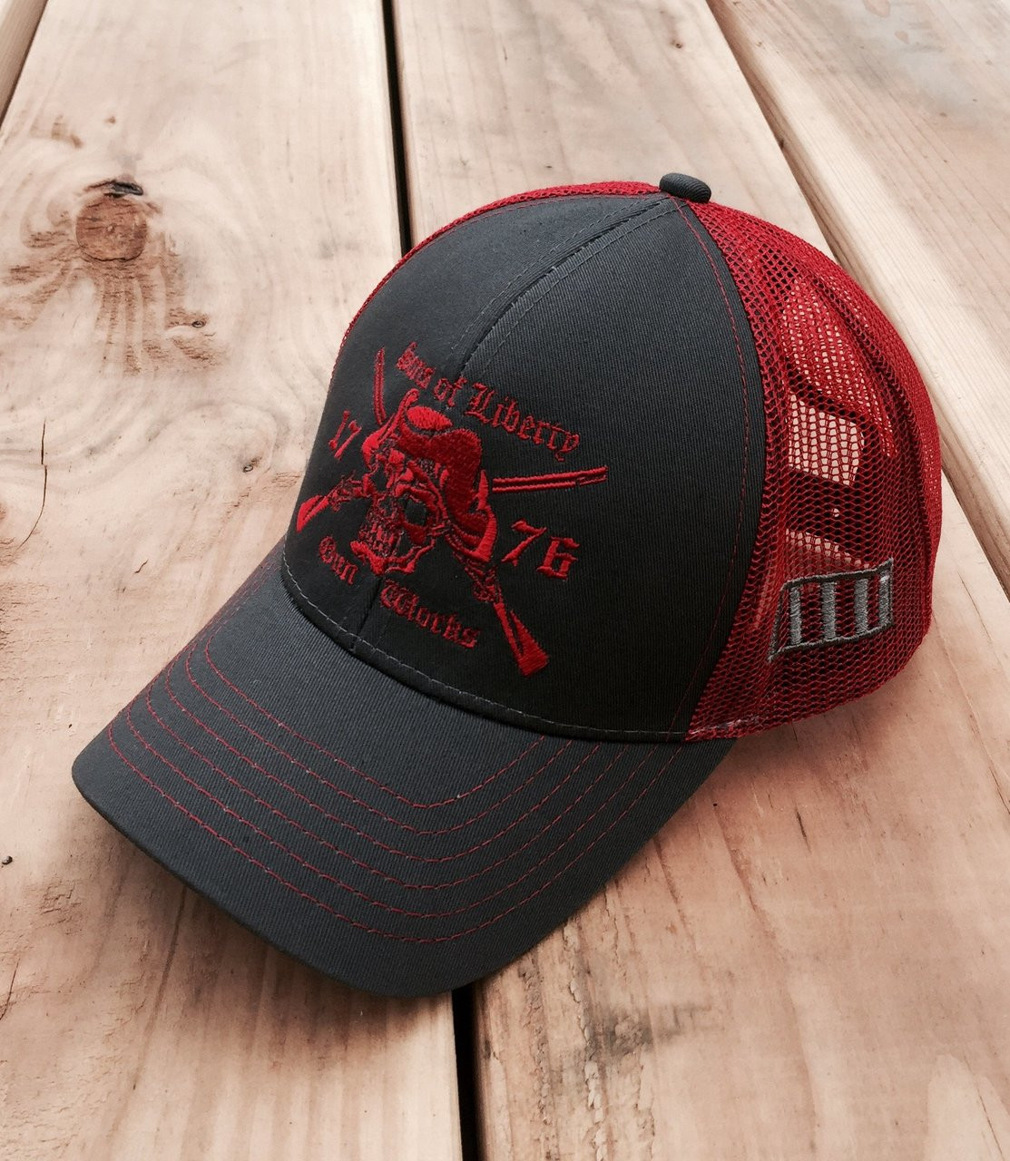 Red Sons of Liberty Hat 87e74c9bb555