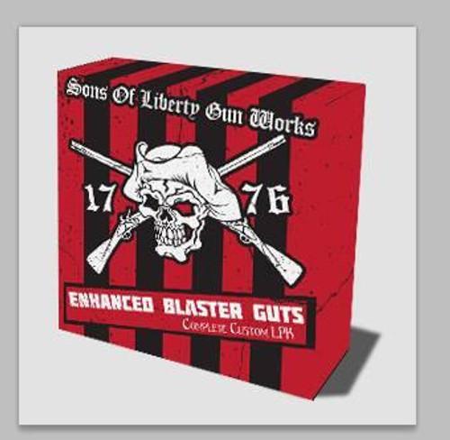 Blaster Guts FULL AUTO Lower Parts Kit LPK (All NFA Rules Apply)