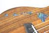 Kanile'a ISL-T-PREM : Premium Curly Hawaiian Koa Tenor Ukulele with Island Inlay (Serial # 20556)