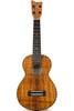 Kamaka HF-2D-E : Hawaiian Koa Deluxe Concert Ukulele with Pickup (Serial # 191635)