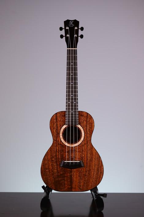 Kanile'a K-3T-PREM : Premium Curly Hawaiian Koa Tenor Ukulele (22224)