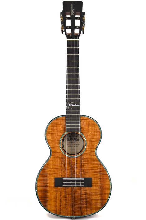 Kamaka HF-3D4i : Jake Blue Edition Tenor Ukulele
