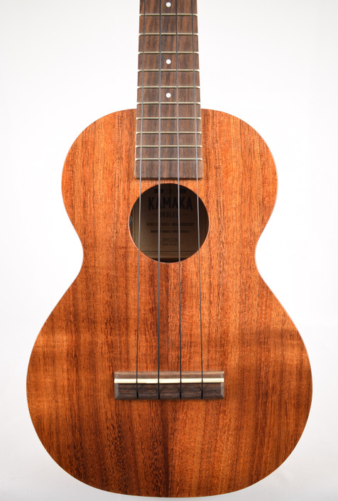 Kamaka HF-2-E : Hawaiian Koa Concert Ukulele with Pickup (201228)