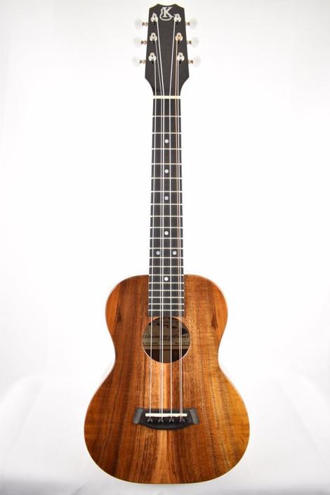 Kanile'a K-1T6 : Hawaiian Koa 6-String Tenor Ukulele (24200) - Full face