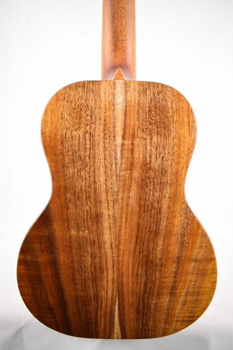 Kanile'a K-1T6 : Hawaiian Koa 6-String Tenor Ukulele (24200) - Back