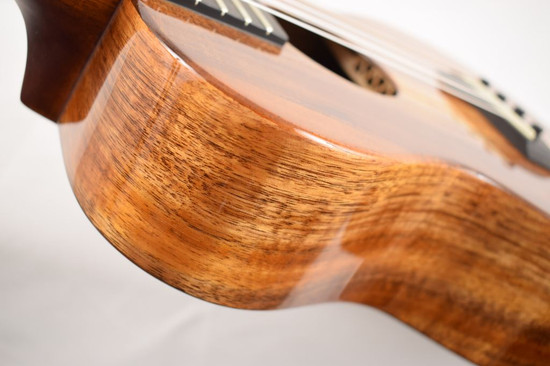 Kanile'a K-1T6 : Hawaiian Koa 6-String Tenor Ukulele (24200) - Sides