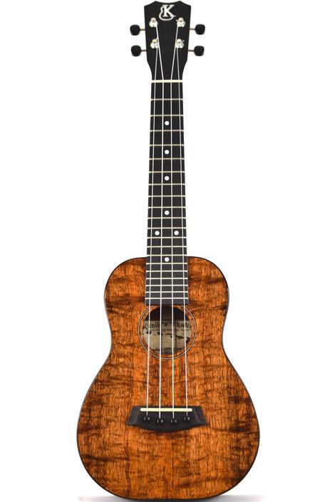 Kanile'a K-2C-PREM : Premium Hawaiian Koa Concert Ukulele (20645)