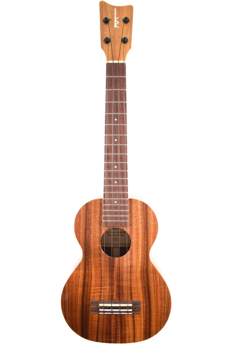 Kamaka HF-2L : Hawaiian Koa Long Neck Concert Ukulele in Satin Finish (200619)