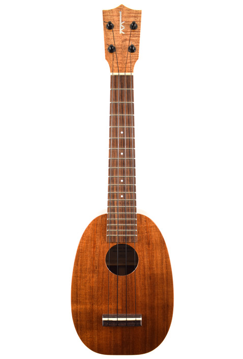 Kamaka HP-1L : Hawaiian Koa Long Neck Pineapple Ukulele in Satin Finish