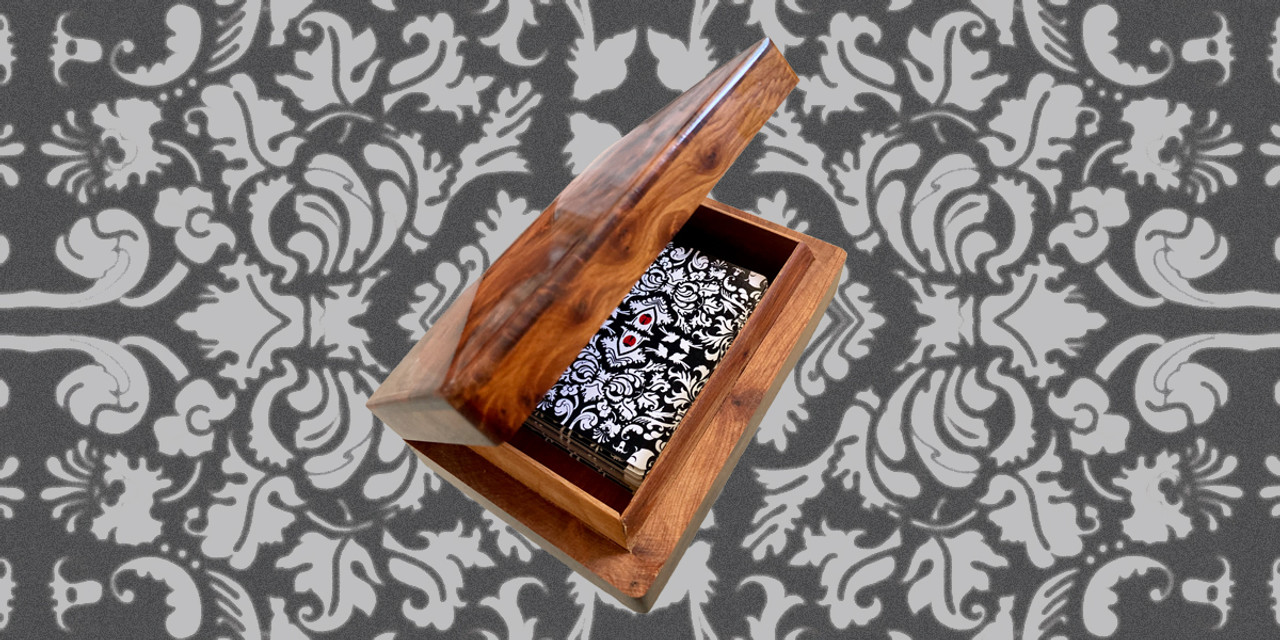 Playing Cards in a Presentation Box