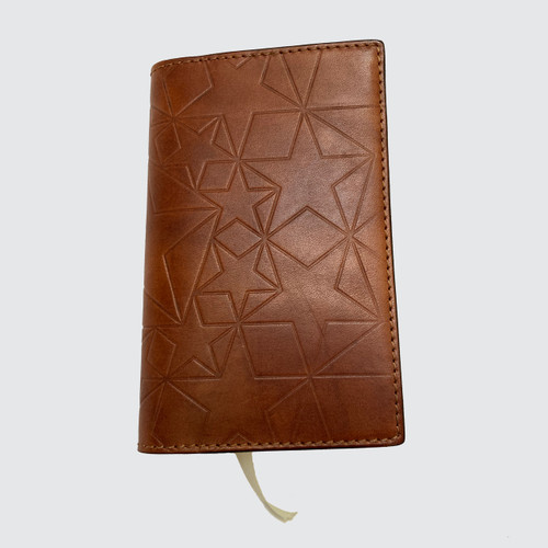 Leather Notebook Cover - Pocket Size