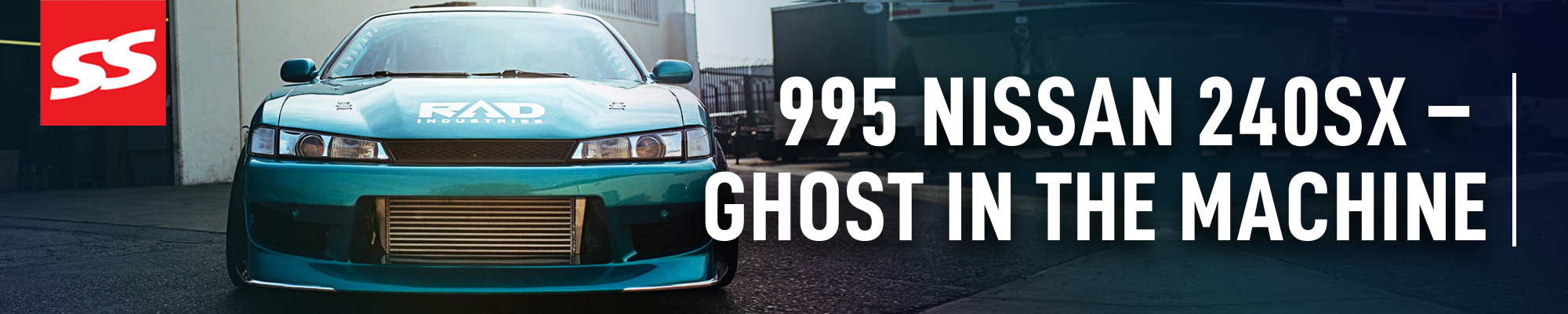 SUPER STREET ONLINE: 1995 Nissan 240SX - Ghost In The Machine