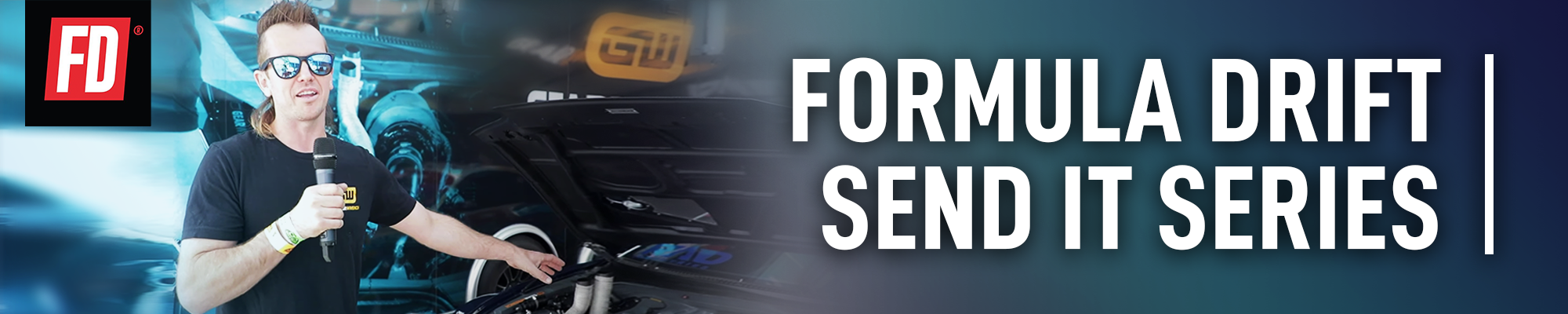 Formula Drift Send It Series