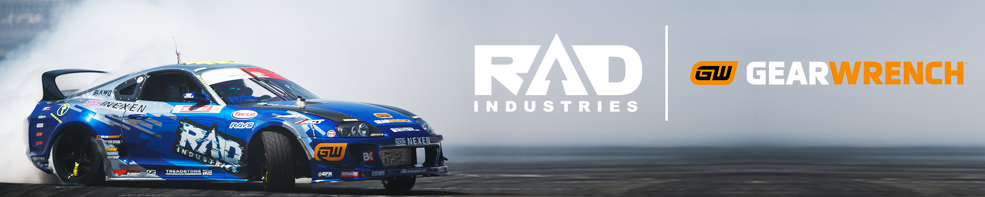 RAD Industries Is Officially A GEARWRENCH Tools Shop!