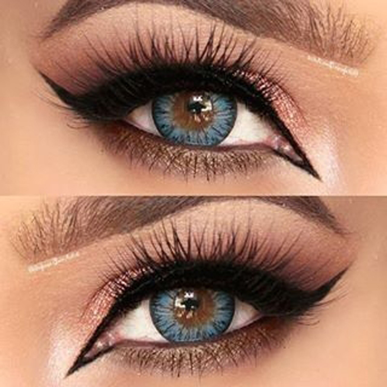 Colors Of The Wind Sea Blue Circle Lenses Color Contacts
